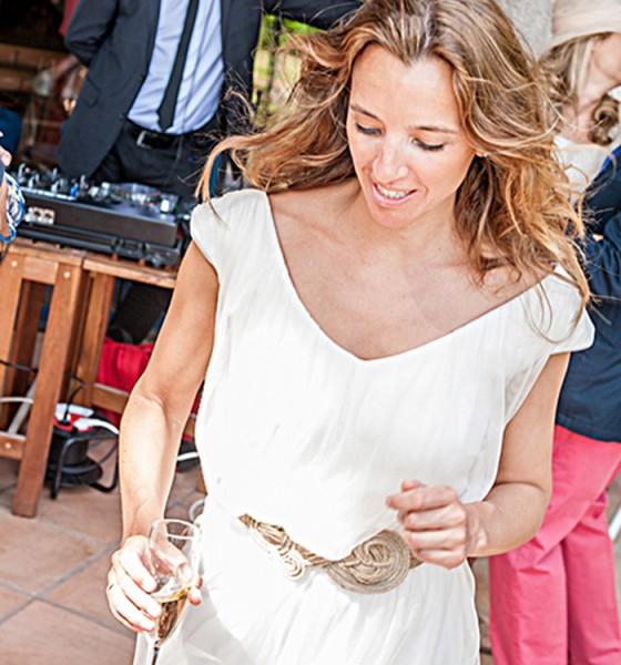 El vestido perfecto para una boda en el campo