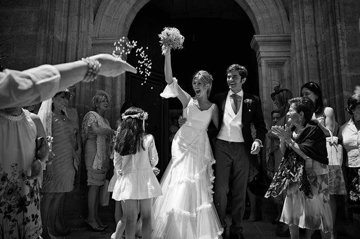Vestidos de novia boda flamenca