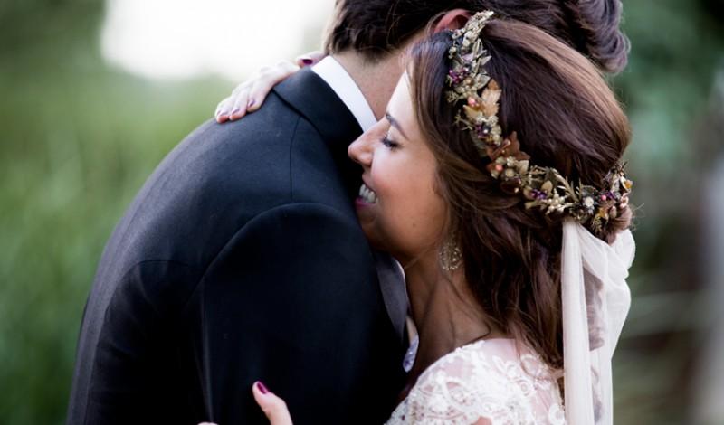 La boda de Eileen y Luis