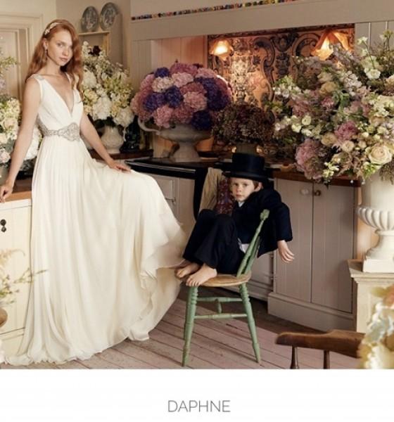 La novia va de blanco